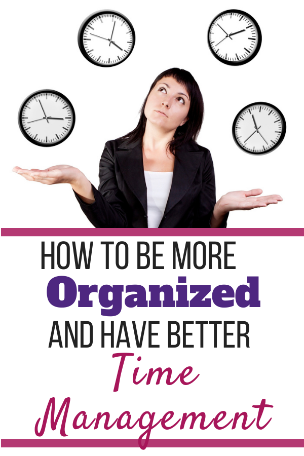 With so much time spent checking and responding to voice mail, emails, and a multitude of social networking sites such as Facebook, Twitter, and Linked In, who has time to actually get any work done yet alone enjoy free time for relaxation and recreation?  There is a solution. There is a way to be more organized. And there is a way to have better time management.